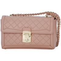 Bags Women Messenger bags Trussardi 040 SAINT TROPEZ Rosa