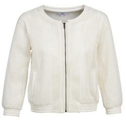 Clothing Women Jackets / Blazers Suncoo DANA White