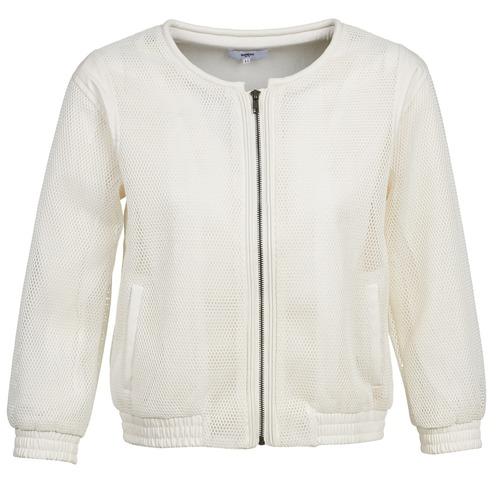 Clothing Women Jackets / Blazers Suncoo DANA White