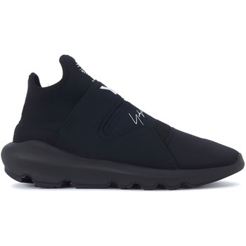 Shoes Men Low top trainers Y-3 Suberou black neoprene sneaker Black