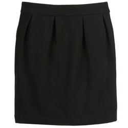 Clothing Women Skirts Suncoo FUXIA Black