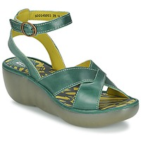 Shoes Women Sandals Fly London BEAL Petrol