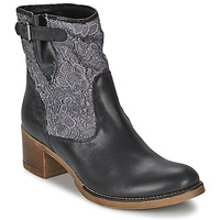 Shoes Women Ankle boots Meline ALESSANDRA Black