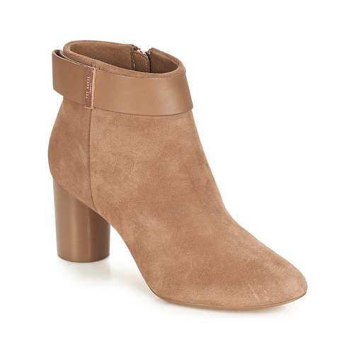 Shoes Women Ankle boots Ted Baker MHARIA Beige