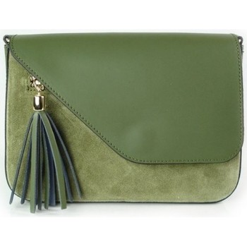 Bags Shoulder bags Vera Pelle VP113V Green