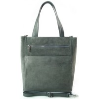 Bags Handbags Vera Pelle SV55G Grey