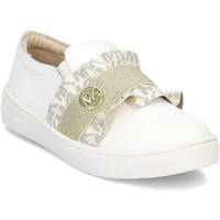 Shoes Children Low top trainers MICHAEL Michael Kors Zia Ivy Riff Grey-White-Golden