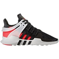 Shoes Children Low top trainers adidas Originals Eqt Support Adv J White-Red-Black