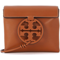 Bags Women Shoulder bags Tory Burch Miller camel brown leather shoulder bag Brown