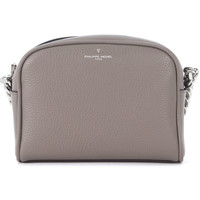 Bags Women Messenger bags Philippe Model Paris Borsa a tracolla  Laval in pelle grigio tortora Grey
