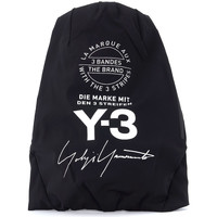 Bags Men Bag Y-3 Yohji black ultralight nylon backpack Black
