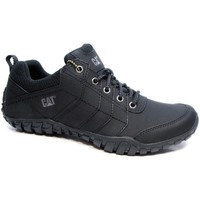 Shoes Men Low top trainers Caterpillar Instruct Black
