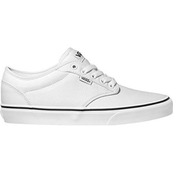 Shoes Men Low top trainers Vans ATWOOD 15GIA1 BLANCO