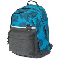Bags Men Rucksacks Rip Curl DOUBLE DOME MASON BS BACKPACK AZUL