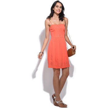 Clothing Women Dresses 2 Two Dress JYSTO Coral Coral