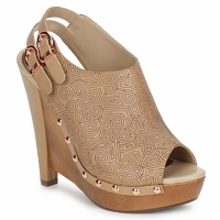 Shoes Women Heels Zandra Rhodes BROWNWYN Sable