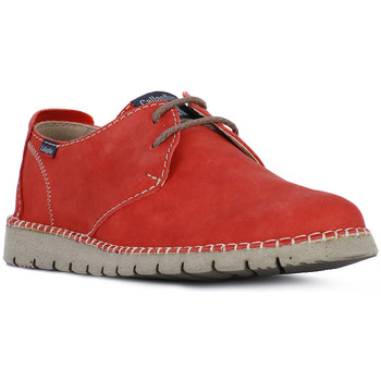 Shoes Men Low top trainers CallagHan ALLACCIATA ROSSO Rosso