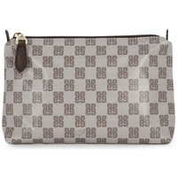 Bags Women Washbags Piero Guidi MARRONE COSMETIC CASE Marrone