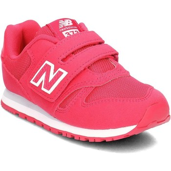 Shoes Children Shoes New Balance 373 White-Red