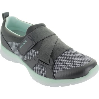 Shoes Women Trainers Vionic Brisk Dash Grey Mint