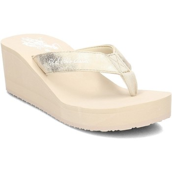 Shoes Women Flip flops U.S Polo Assn. CHANT4199S8Y2BEI Beige