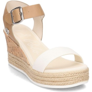 Shoes Women Sandals U.S Polo Assn. DONET4062S6YC5WHI Beige
