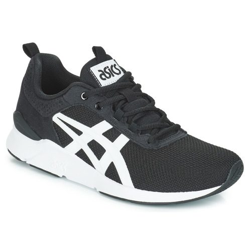 Shoes Low top trainers Asics GEL-LYTE RUNNER Black / White