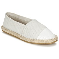 Shoes Women Slip ons Elia B CHICA White