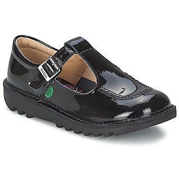 Shoes Children Brogues Kickers KICK T  black / Patent