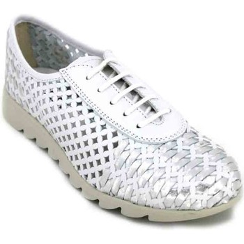 Shoes Women Low top trainers Calzados Vesga The Flexx Over Drive B109_30 Women's Casual Shoes white