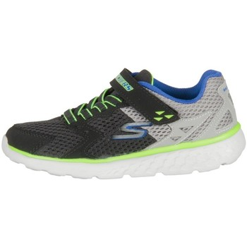 Shoes Children Low top trainers Skechers GO Run 400 Graphite