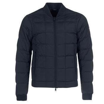 Clothing Men Duffel coats Emporio Armani REWA Marine