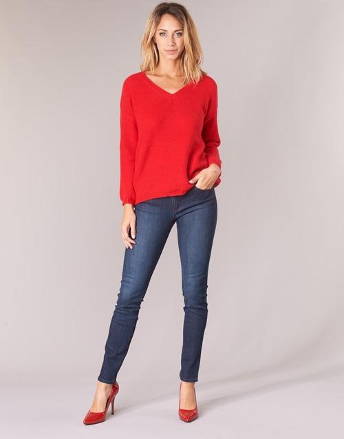 Clothing Women Skinny jeans Emporio Armani ISIWA Blue