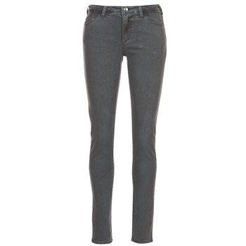 Clothing Women Skinny jeans Emporio Armani YEARAW Black