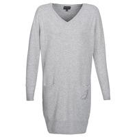 Clothing Women Short Dresses Emporio Armani CROWA Grey