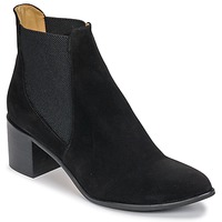 Shoes Women Ankle boots Emma Go GUNNAR Black