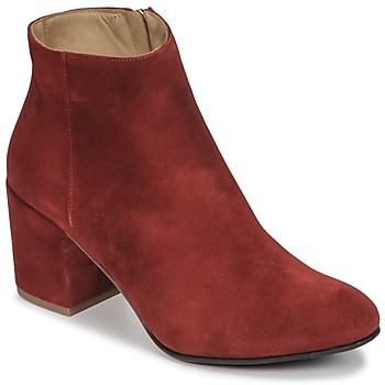 Shoes Women Ankle boots Emma Go ELNA Red