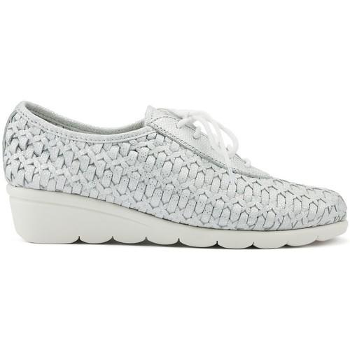 Shoes Women Low top trainers The Flexx Pretty Flexx Zaptillas W SILVER