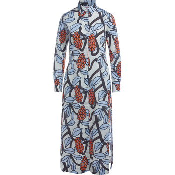 Clothing Women Dresses Jucca ivory long dress with print Multicolour
