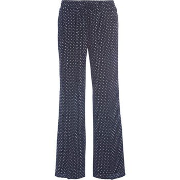 Clothing Women Trousers Twinset black polka dots trousers FANTASIA