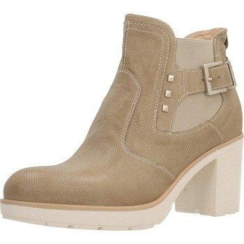 Shoes Women Ankle boots Nero Giardini P805190D Light Brown