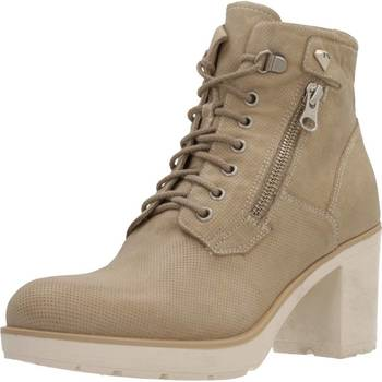 Shoes Women Ankle boots Nero Giardini P805191D Light Brown