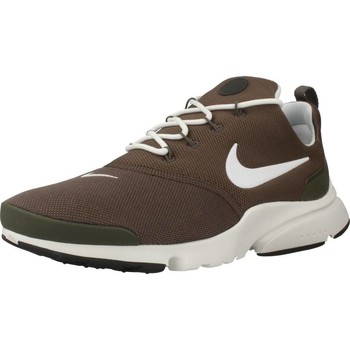 Shoes Men Low top trainers Nike PRESTO FLY Brown