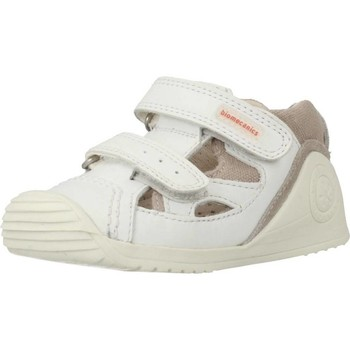 Shoes Children Sandals Biomecanics 172144 White