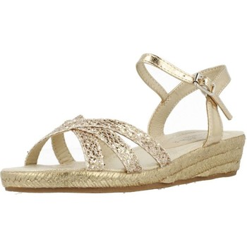 Shoes Girl Sandals Conguitos IV555571 Gold