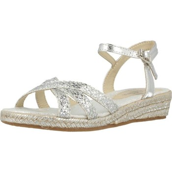 Shoes Girl Sandals Conguitos IV555571 Silver