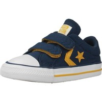Shoes Children Low top trainers Converse STAR PLAYER EV 2V OX Blue