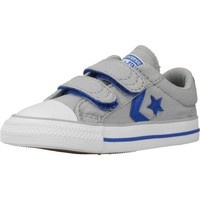 Shoes Children Low top trainers Converse STAR PLAYER EV 2V OX Grey
