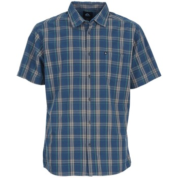 short-sleeved shirts Quiksilver EVERYDAY CHECK SS