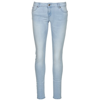 Clothing Women slim jeans Kaporal LOKA Blue / Clear